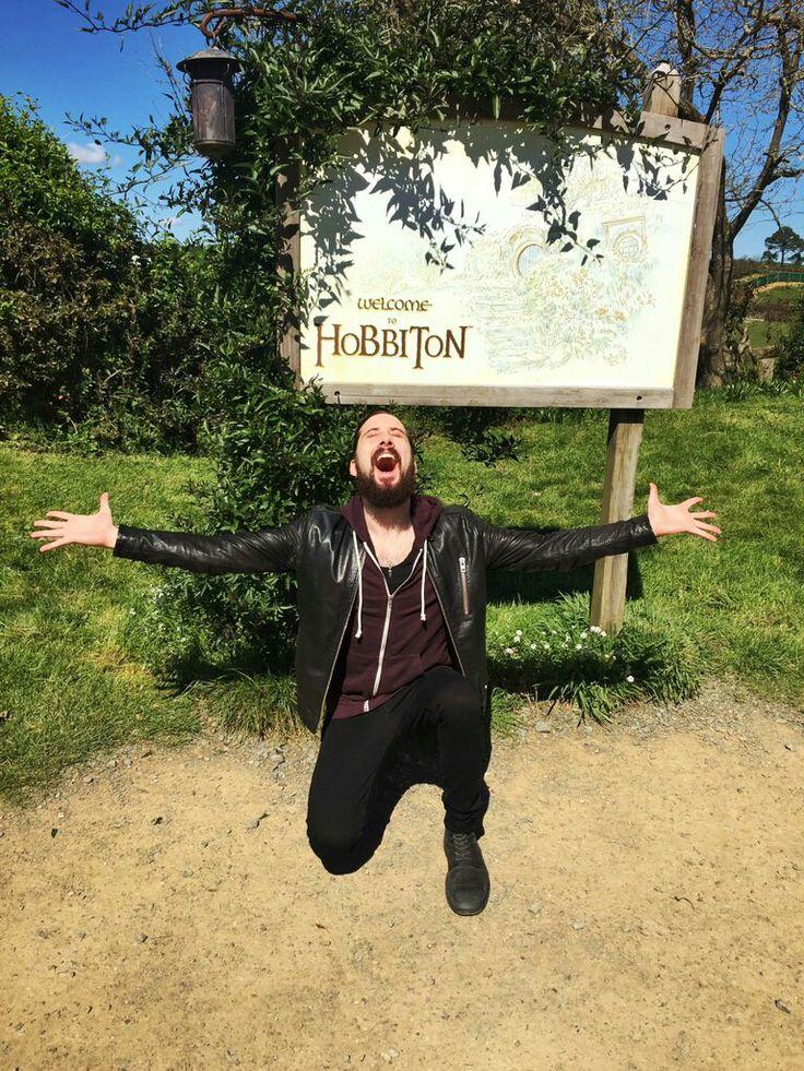 Avi in The Shire! #Pentatonix