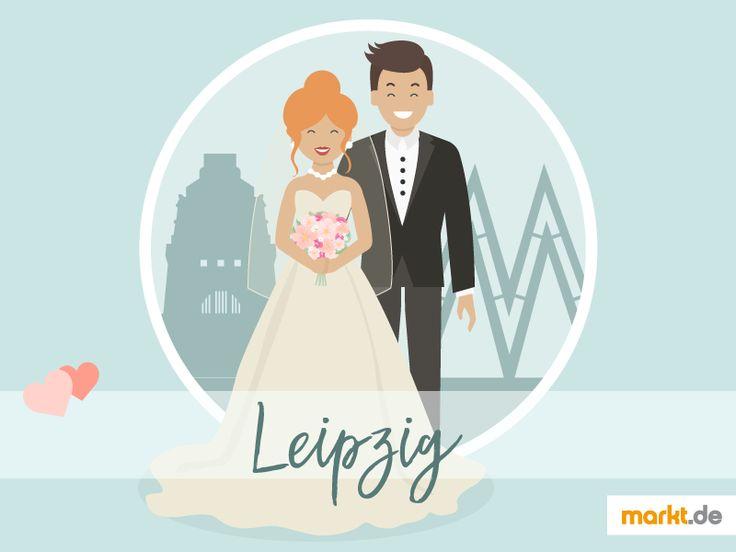 Romantische Orte für eine Hochzeit in Leipzig | markt.de #heirat #hochzeit #braut #wedding #location #romantic