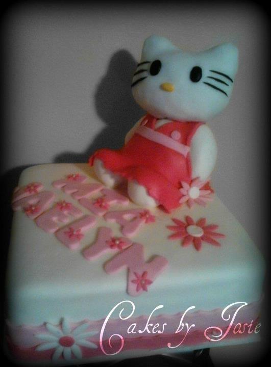 hello kitty baby shower cake hello kitty babyshower pinterest
