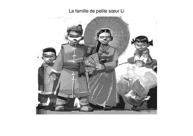Les trois grains de riz - la maternelle de Camille