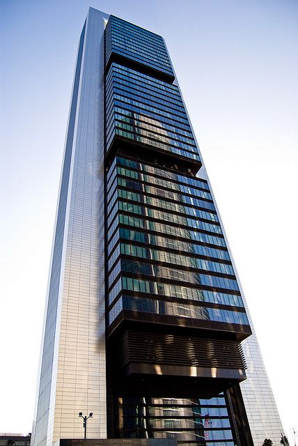 Torre Caja by Norman Foster