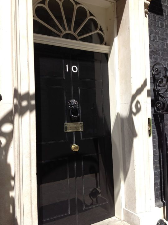 10 Downing St. in City of Westminster, Greater London