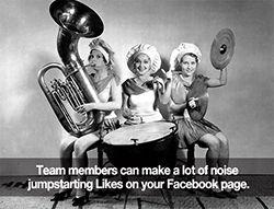 2 Ways Your Dental Practice Team Can Help Jumpstart Facebook Likes! - My Social Practice | My Social Practice