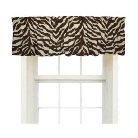1000 images about safari on pinterest safari theme for Animal print window treatments