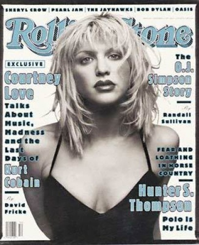 1994 Rolling Stone Covers Pictures - RS 697: Courtney Love | Rolling Stone