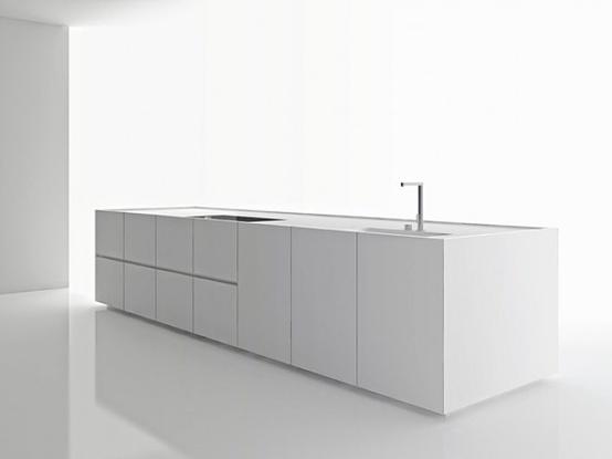 K20, kitchen island by Boffi _