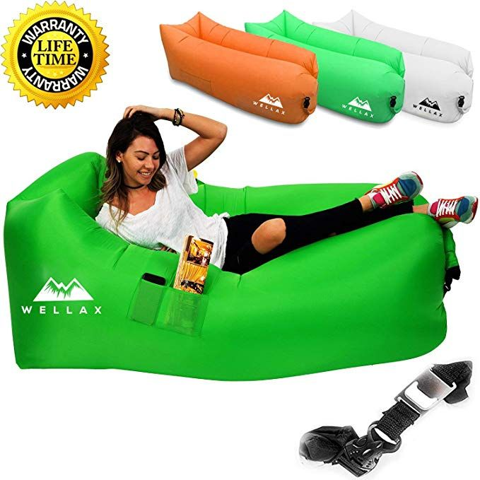 Weelax Inflatable Lounger Best Air Lounger For Travelling