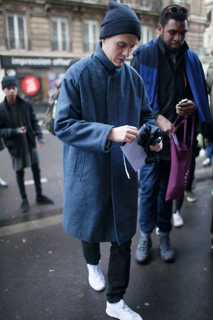 パリ・メンズ・コレクション 2015-16年秋冬