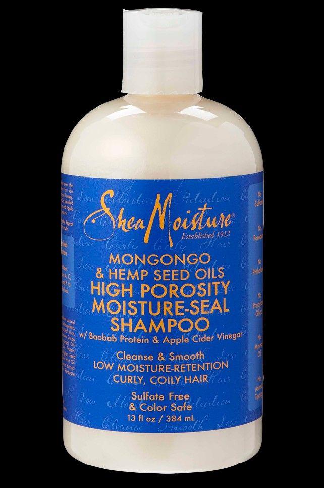 Shampoo Shea Moisture High: Champoing sans sulfates pour nettoyer vos cheveux en douceur.  Jusqu'au 4 mars commandez au prix de 17.90€ cliquant ici https://store4839105.ecwid.com/#!/Shampoo-Shea-Moisture-High-Porosity/p/62038005/category=0 #SheaMoisture #porosity