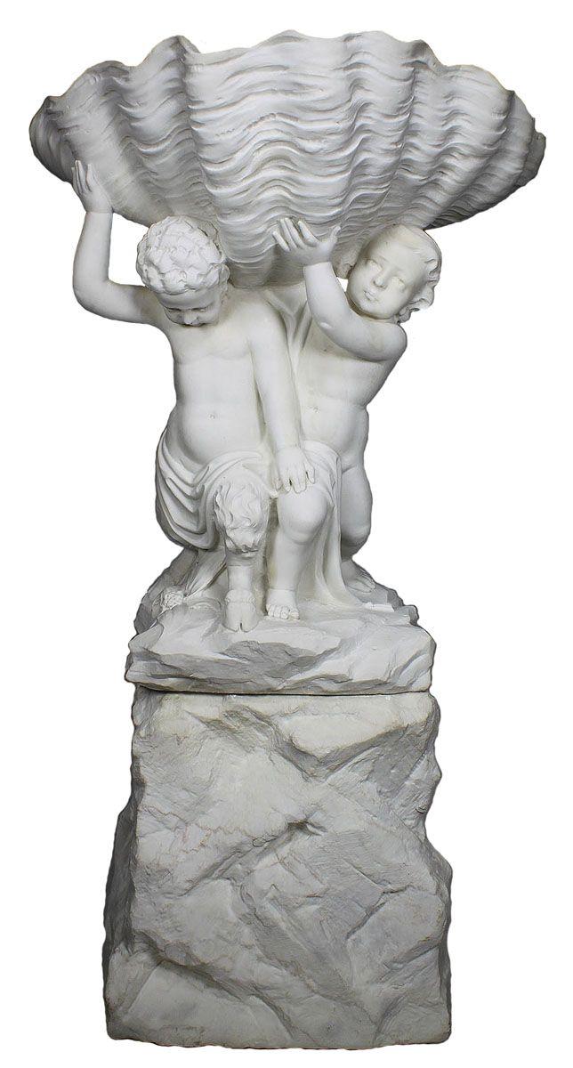 A Very Fine Italian 19th Century Carved Carrara Ma…