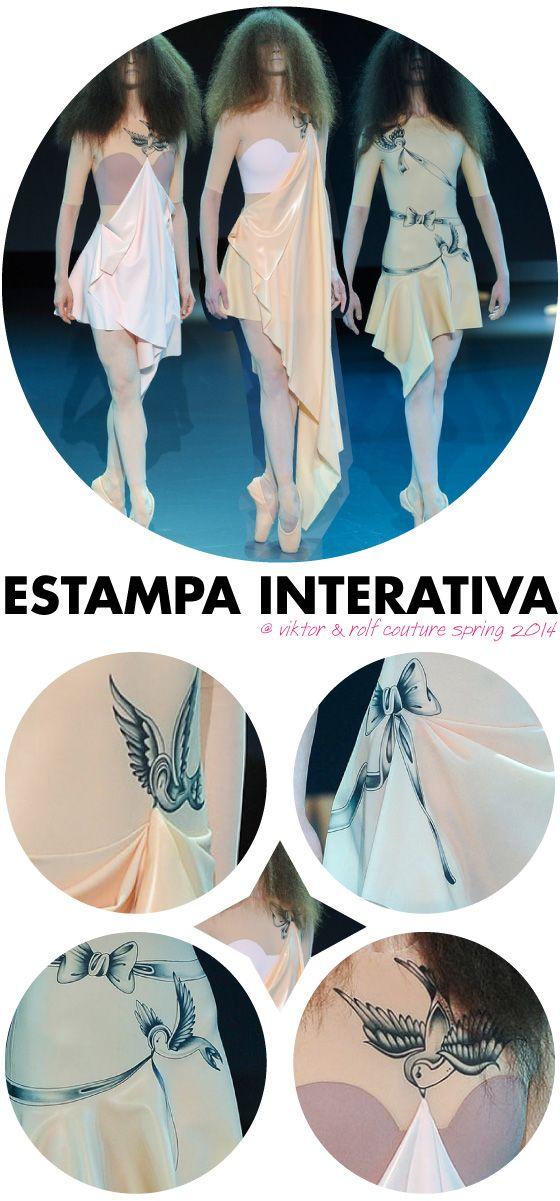 ESTAMPA 3D @ VIKTOR & ROLF