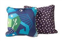 Nurseryworks Oceanography Seahorse Toddler Pillow