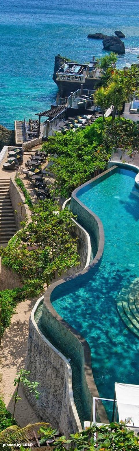 Ayana Resort and Spa Bali Bali is one of the most gorgeous places we have been too....Bella DONNA
