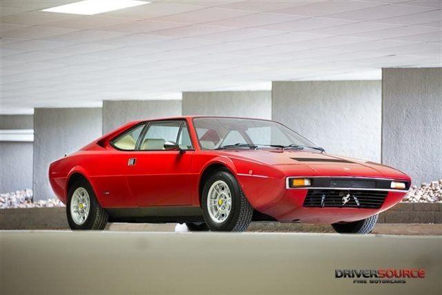 1977 Ferrari 208 GT4 - Coupe | Classic Driver Market