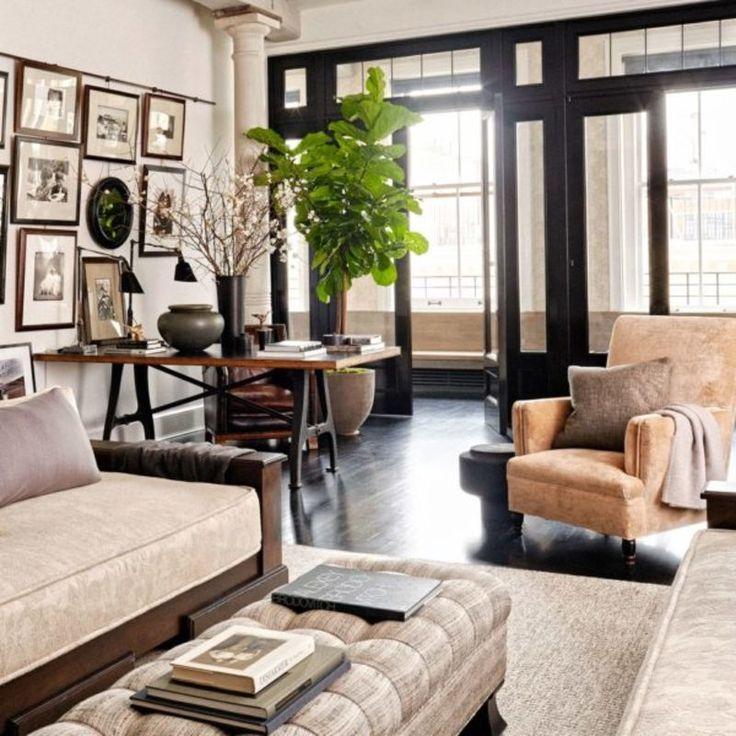 Το loft της Μεγκ Ράιαν στη Νέα Υόρκη είναι το σπίτι των ονείρων μας / Home / Woman TOC