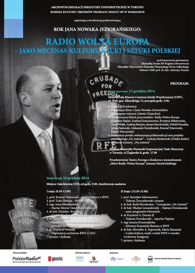 wolnaeuropa.org - Konferencja w Toruniu