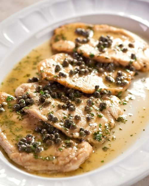 Chicken Piccata - Martha Stewart Recipes