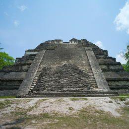 Parque Nacional de Tikal. Civilização Maia. Departamento de El Petén, Guatemala. Patrimônio Mundial da Humanidade/UNESCO  Fotografia: ©Ko Hon Chiu Vincent.
