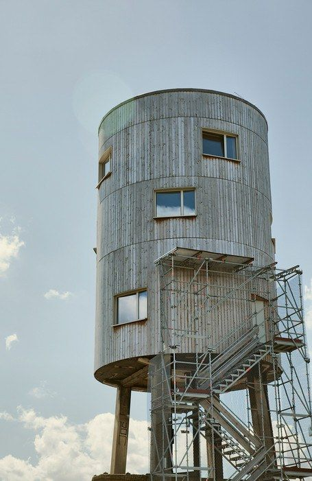 London's insane real estate market has encouraged the conversion of anything with walls and a roof into a living space. This trend reaches its apex in a converted water tower in North Kensington with rooms for rent. For $186 a night (and no minimum stay), you can book a round room with views of the city on three sides, as well as a large bathroom and kitchenette. Afraid of heights? Book elsewhere –– you'll need to walk up six flights of exterior stairs to reach your room.