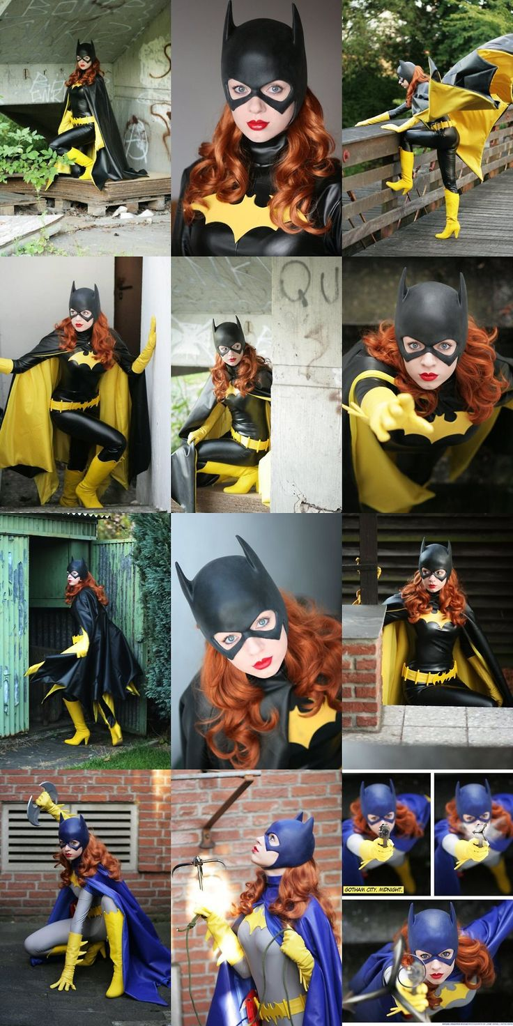 knightess-rouge:  Time to take new Babs/Batgirl pictures! VERY soon!(Cowl by ReevzFX, Costume by me, Photography by Janet Drake)  Batgirl is the Bestgirl
