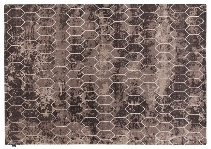 Taranto Rug Gio Ponti Carpet Collection Handknotted in Nepal by AMINI Tibetan Wool and natural Silk 250x300cm