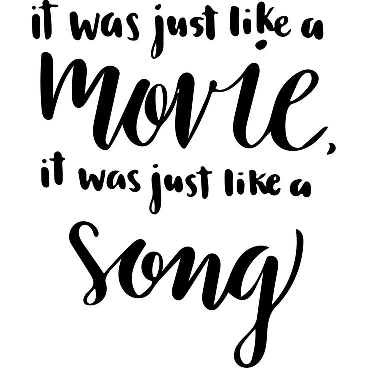 Life would be so much easier if it was a movie... we could just keep replaying the good parts over and over.