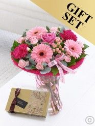 Mother's Day Perfect Gift With Chocolates