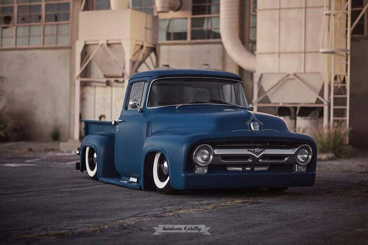 custom 54 chevy