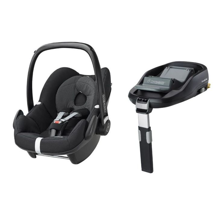 Maxi Cosi Pebble Family Fix Bundle-Black Raven (NEW 2015) Description: Package Includes: Maxi Cosi Pebble Car Seat Maxi Cosi Familyfix Isofix Base Maxi Cosi Pebble Car Seat: The Maxi-Cosi Pebble is suitable from birth to 13 kg (approx. 12 months) and is compatible with Maxi-Cosi and Quinny pushchairs to form a stylish and practical travel system. This... http://simplybaby.org.uk/maxi-cosi-pebble-family-fix-bundle-black-raven-new-2015/