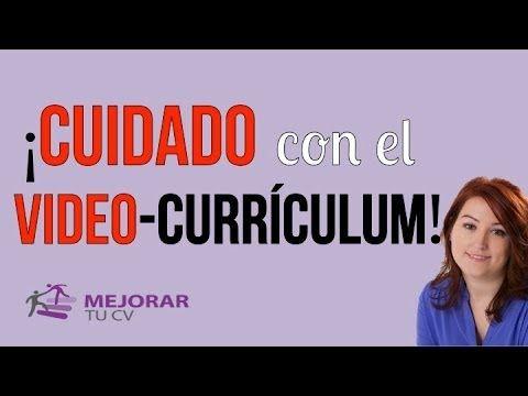 #consejos #video #curriculum