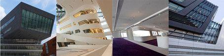 Zaha Hadid à VienneLC - Architecture & Build… - WU Vienna