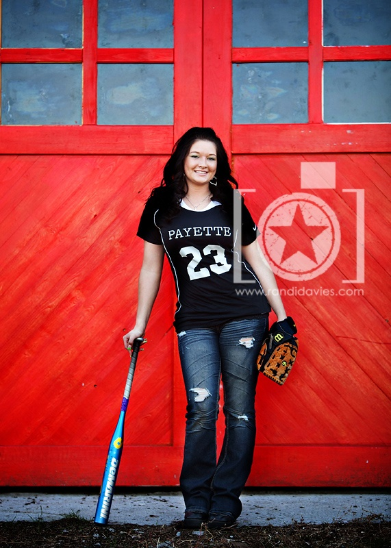 softball another pinner pinned this. Love this idea for a senior athlete pic.  I miss softball.