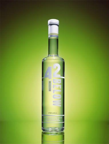 Feijoa vodka - 42 below