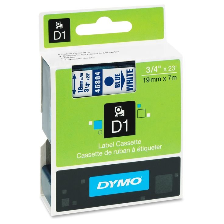 Dymo D1 Standard 19mm