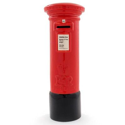 30cm post box #money #british london #coins piggy bank safe novelty cash gift new,  View more on the LINK: 	http://www.zeppy.io/product/gb/2/351179288487/