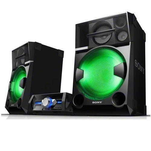 Sony Hi-Fi System ravistelun 88D | Big Ed
