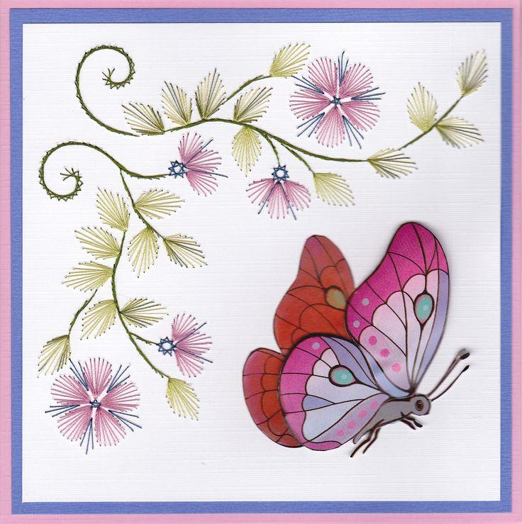 Y  Vlinder