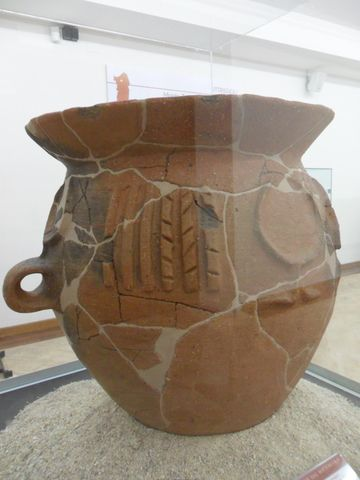 Museo Sanna Sassari, Sardegna, Sardinia, Nuragic Age