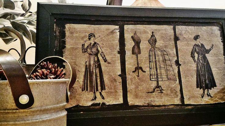 Lady - Dekoratif Pano  50cm *27cm ölçülerinde, duvara asılma aparatı gizli eskitme dekoratif pano. Pano üzeri kadife görünüm veren cila ile kaplıdır.
