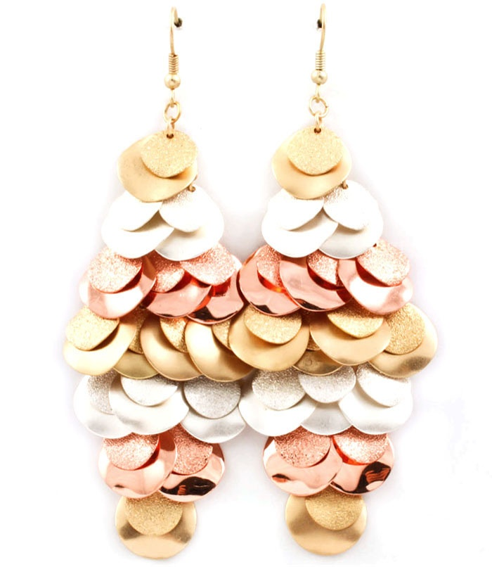 $20.00  Multi Coloured Earrings  www.moochandco.com