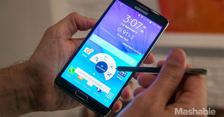 Samsung may launch its Galaxy Note 4 phablet after Apple's success with the iPhone 6 and iPhone 6 Plus.