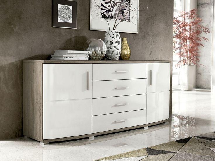 17 mejores ideas sobre aparadores blancos en pinterest for Muebles de decoracion online