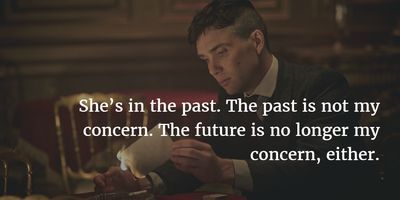 Peaky Blinders quotes are unbelievably attractive both in speech and as literary work. Steven Knight has put a lot of effort in making the words of this crime drama series a hit.