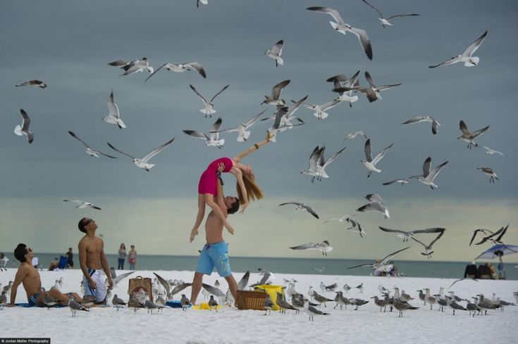Танцоры среди нас. Сарасота, Флорида, США. Танцует Даниэлла Браун.  Источник: http://www.adme.ru/fotograf/tancory-sredi-nas-676905/ © AdMe.ru