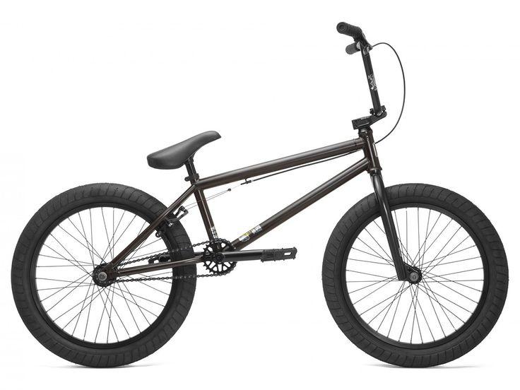 "Kink Bikes ""Launch"" 2017 BMX Bike - Matte Trans Black | kunstform BMX Shop & Mailorder - worldwide shipping"