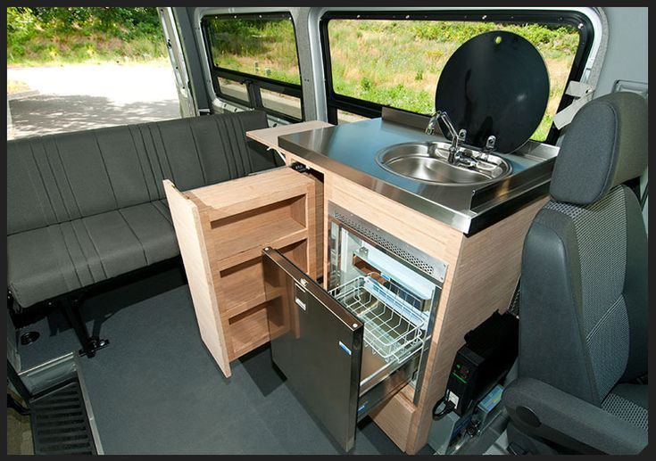 Like the configuration of the pull-out drawer.  Also the fridge, but may put plug in cooler instead.