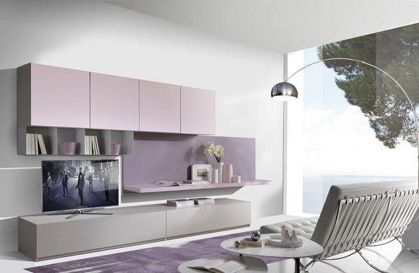 Giessegi G 420 - TV Units - Catalog - Italia Home