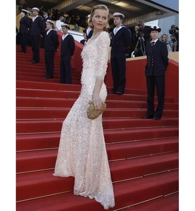 Eva Herzigova, Cannes 2012