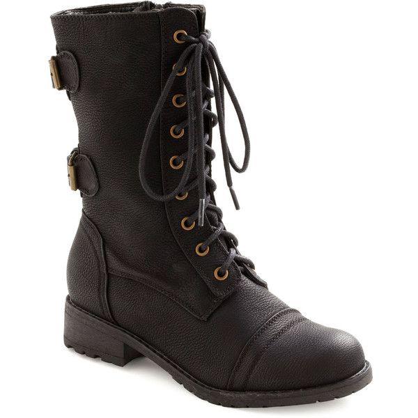 17 Best ideas about Ankle Combat Boots on Pinterest | Lace combat ...