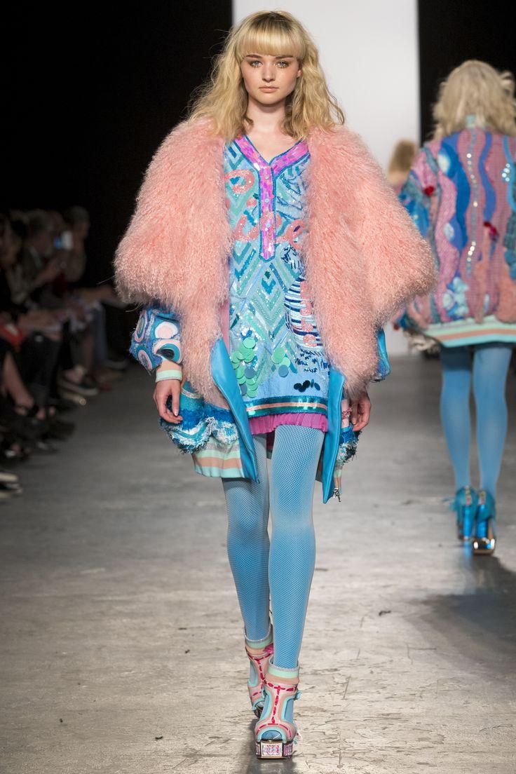 2015 Westminster Fashion Runway Show – Roberta Einer